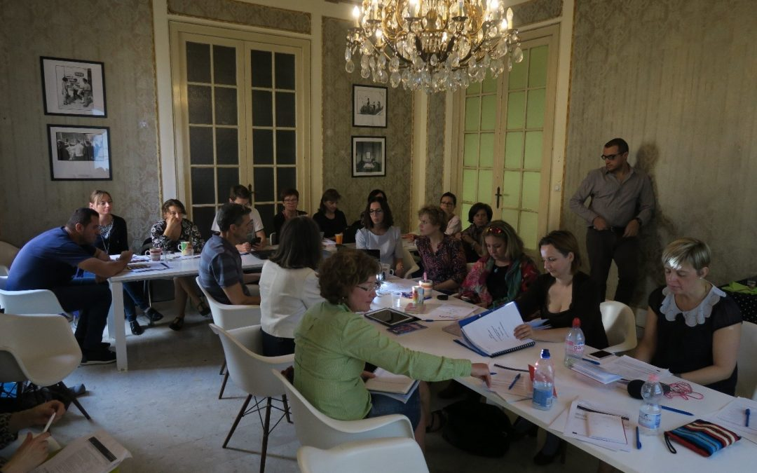 Third meeting: in Palermo sharing and spreading stories about migration and multiculturalism