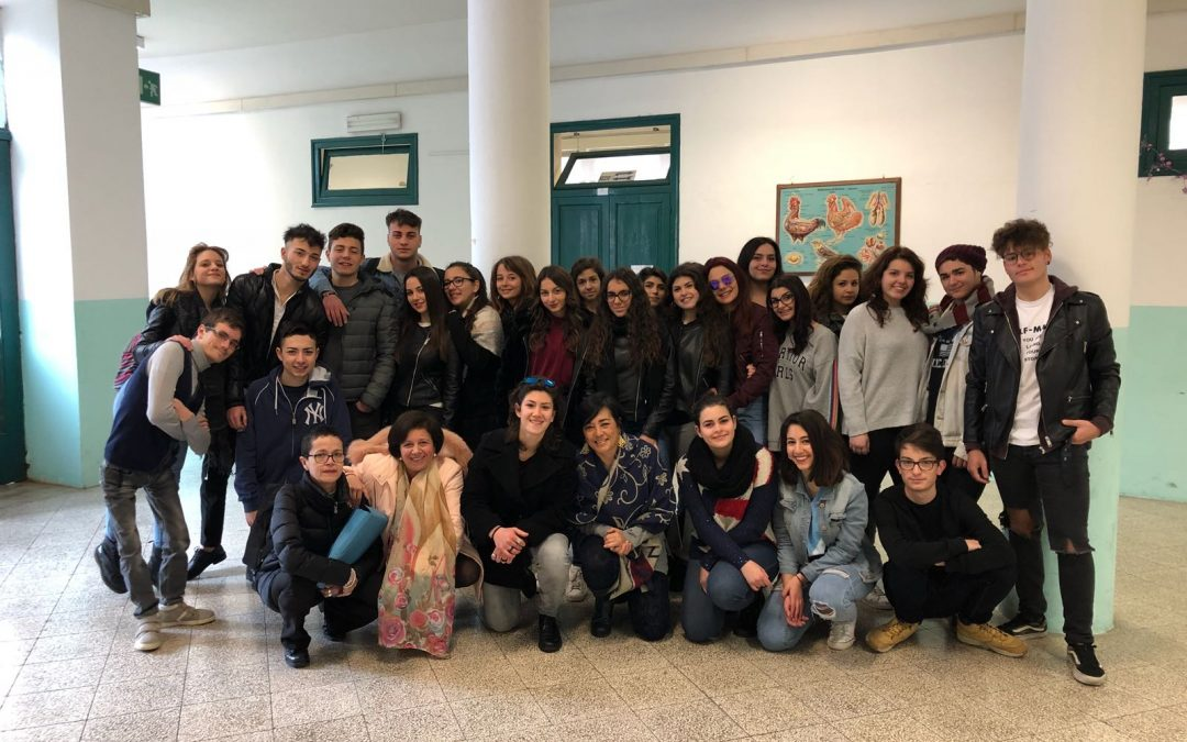 Telling a story to enrich yourself: MYSTY experience at Istituto Regina Margherita
